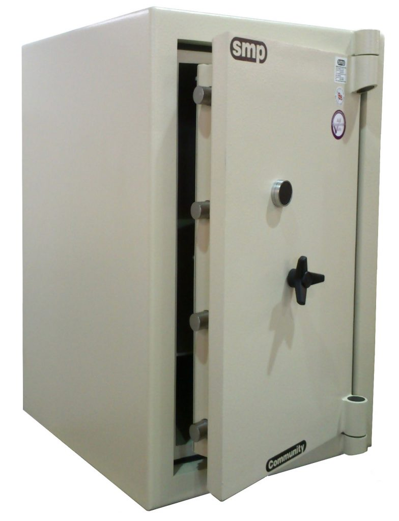 opening safe